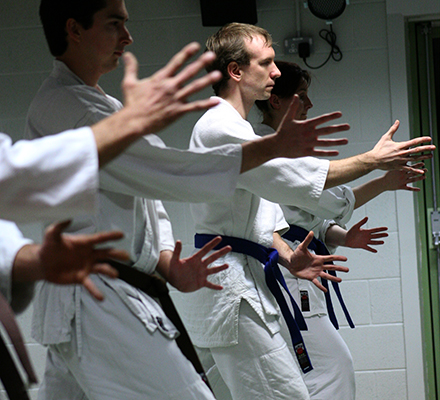 Aikido martial arts in Oxford