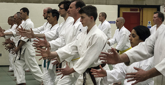 Aikido martial arts Oxford