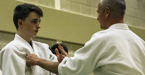 Aikido classes in Oxford